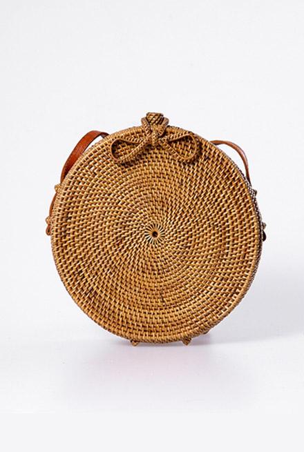 Kurwe Round Bag