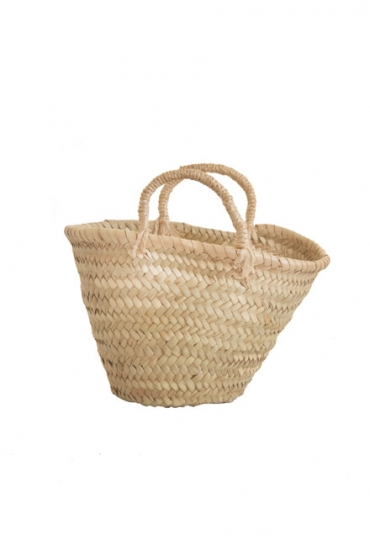 Mini Hasır Çanta