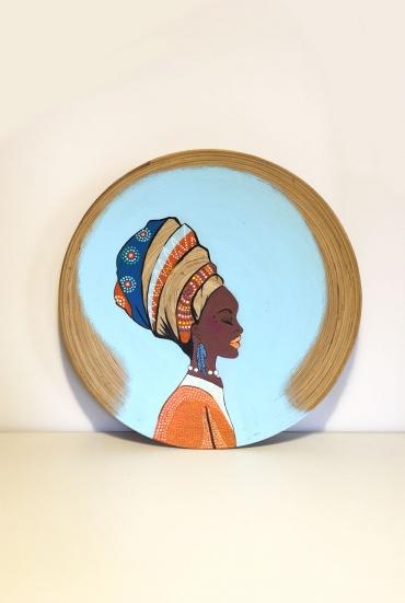 bambu-tabak-afrikali-kadin